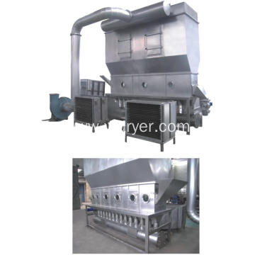 XF model box shaped fluidized drying machine